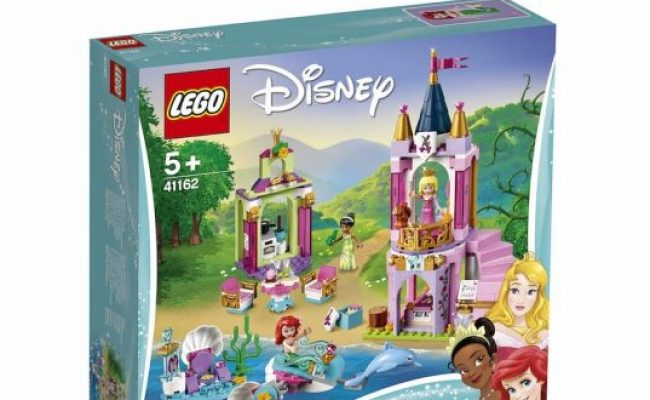 Lego Disney 2 3 The Brick Fan