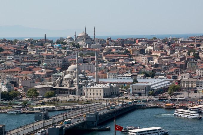 Beyoglu, Istanbul-2