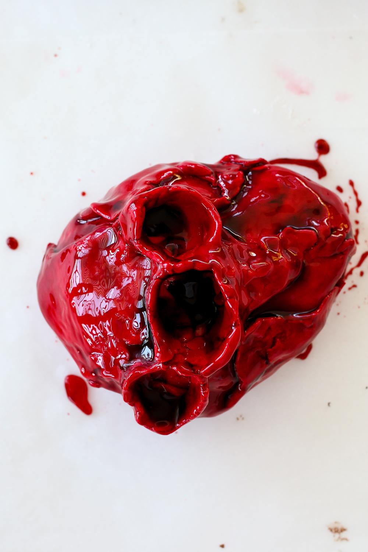 Heart Cake Tin