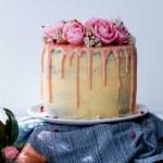 The Caker Lemon And Raspberry Cake