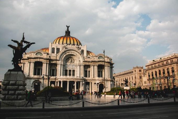 Mexico City - The Brick Kitchen