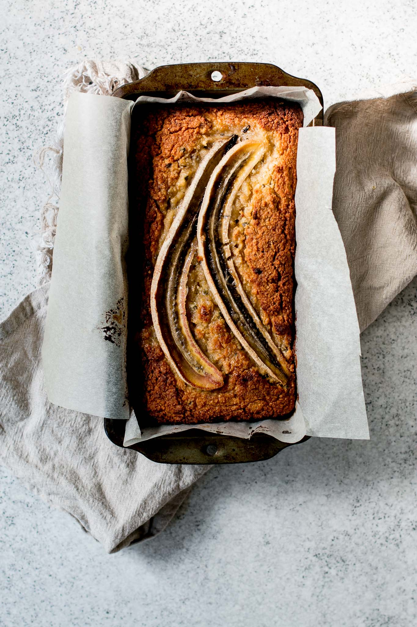 Healthier Banana, Passionfruit & Coconut Loaf | The Brick ...