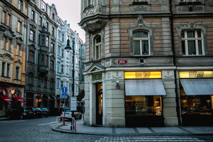 Prague - The Brick Kitchen