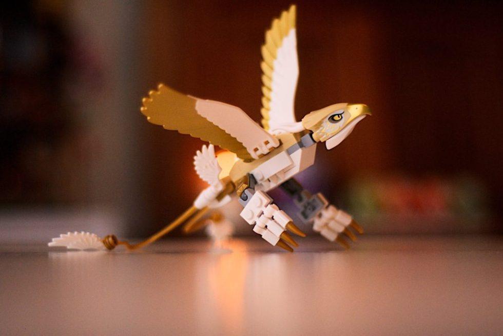 Lego Thunderbird