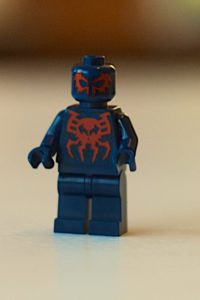 LEGO Spider Man 2099