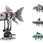 Lego Forma IndieGogo Fish