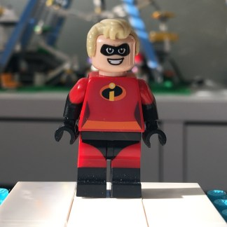 LEGO Mr Incredible Minifigure