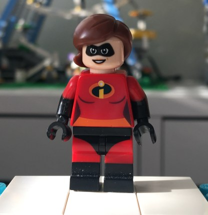 LEGO Mrs Incredible Minifigure