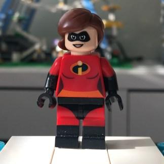 LEGO Mrs Incredible Minifigure