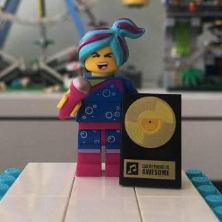 LEGO Flashback Lucy Minifigure