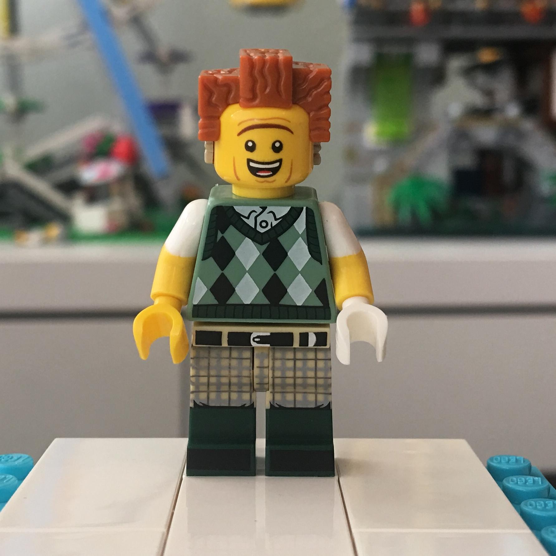 NEW Lego BLACK HANDS Lot//2 Minifigure Gloves