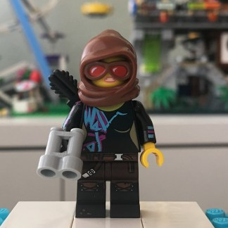 LEGO Battle-Ready Lucy Minifigure