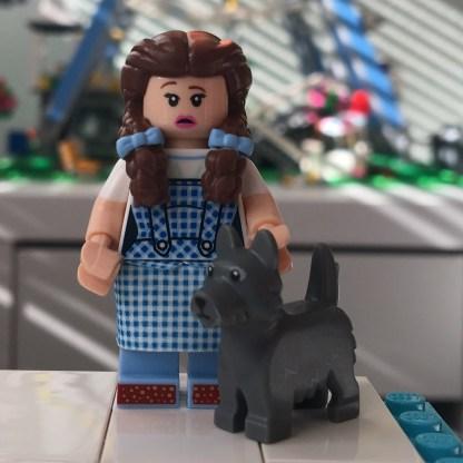 LEGO Dorothy Minifigure
