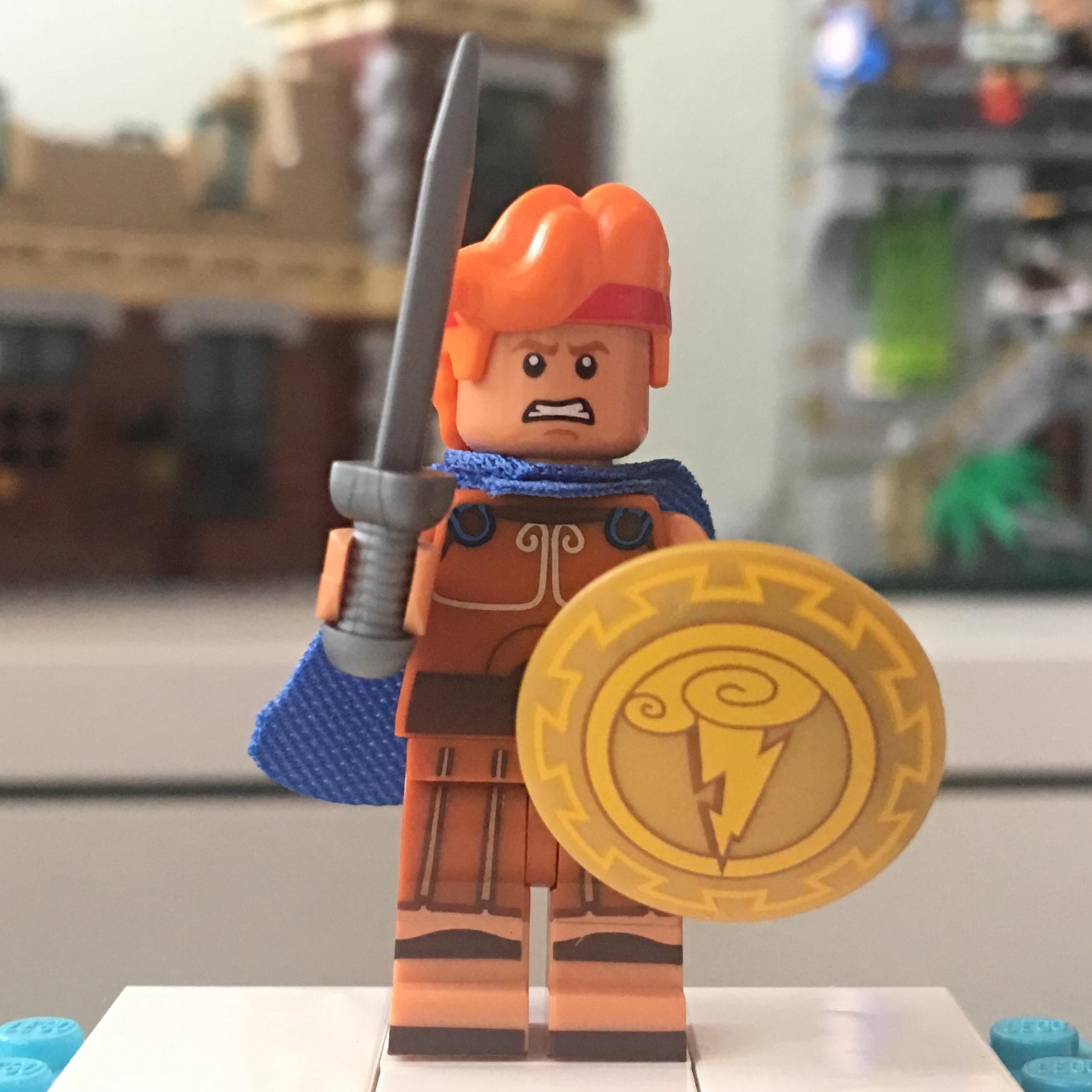 LEGO Disney Series 2 Hercules Minifigure