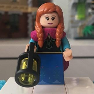 LEGO Anna Minifigure