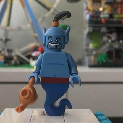 LEGO Disney Series 1 Genie of the Lamp Minifigure