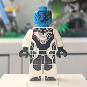 LEGO Nebula Minifigure