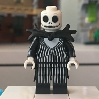 Jack Skellington LEGO Minifigure