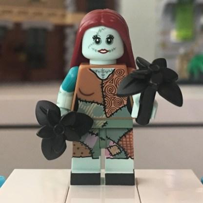 Lego Sally Minifigure