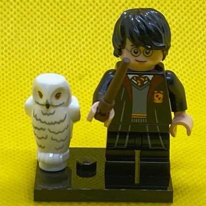 LEGO Harry Potter in School Robes Minifigure