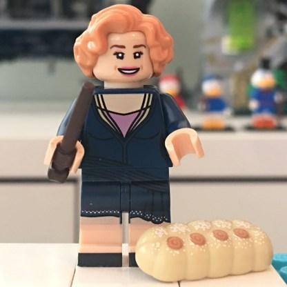 LEGO Queenie Goldstein Minifigure