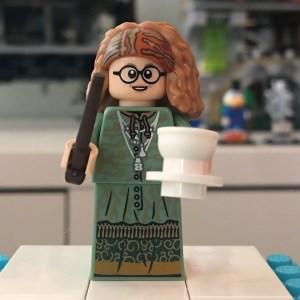 LEGO Professor Trelawney Minifigure
