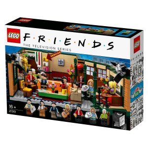 LEGO 21319 Friends Central Perk Box