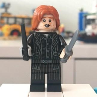 LEGO Peter Pettigrew Minifigure