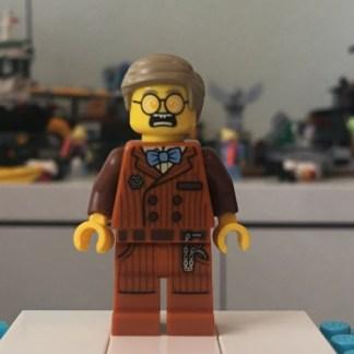 LEGO Mr Clarke Minifigure