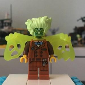 Mr Clarke Minifigure - Posessed