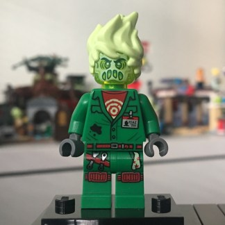 LEGO El Fuego Minifigure Possessed