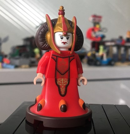 Lego Queen Amidala Minifigure