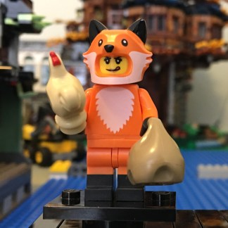 LEGO Fox Guy Minifigure