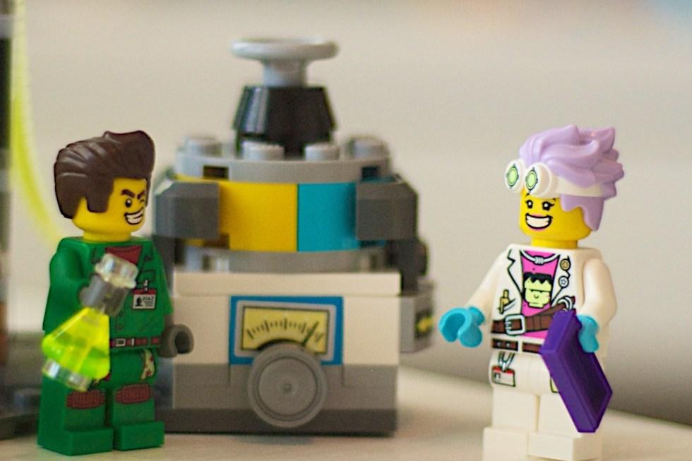 LEGO 70418 JB Ghost Lab Hidden Side 112