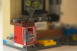 LEGO 70418 JB Ghost Lab Hidden Side 114