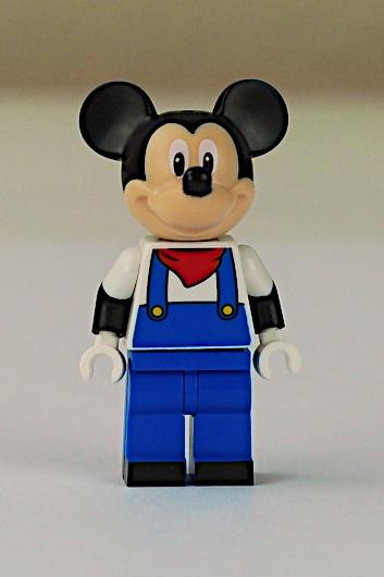 LEGO 71044 Disney Train and Station Mickey Minifigure