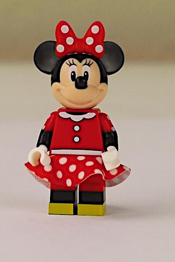 LEGO 71044 Disney Train and Station Minnie Minifigure