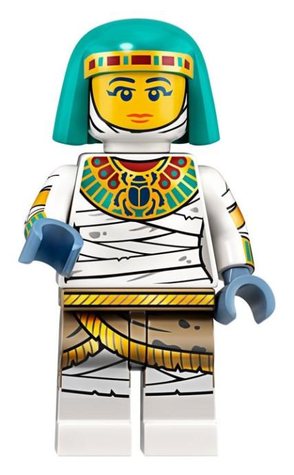 LEGO Series 19 Mummy Minifigure