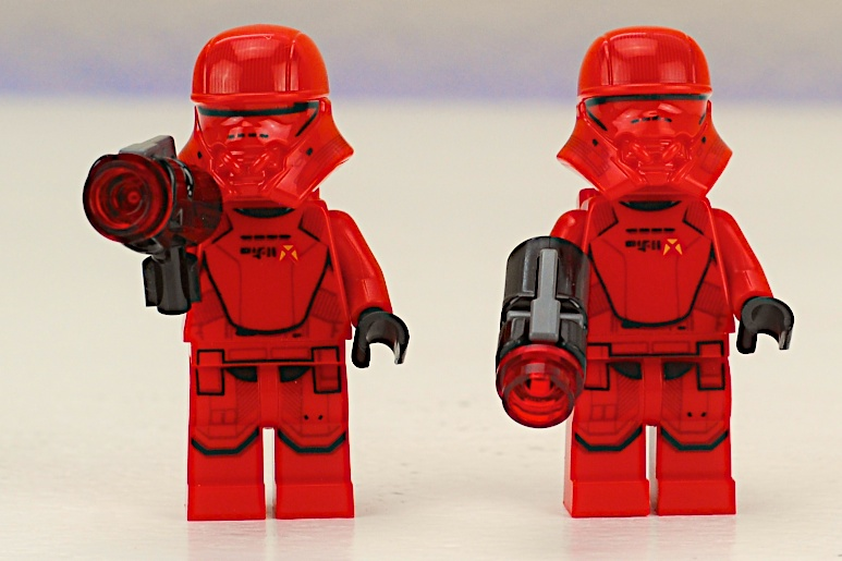 LEGO 75266 Sith Troopers Battle Pack Sith Trooper Minifigures