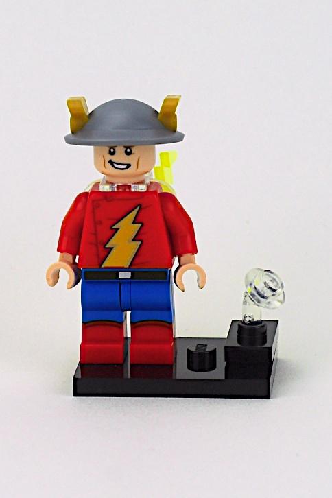 LEGO 71026 DC Custom Minifigures Flash