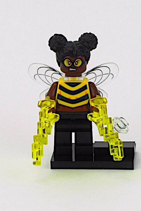 LEGO 71026 DC Custom Minifigures Bee Queen