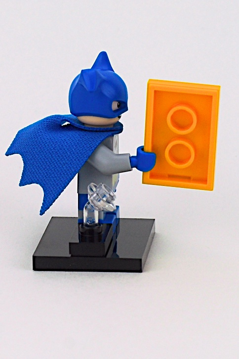 Lego 71026 Batmite Dc Minifigure Brick Land