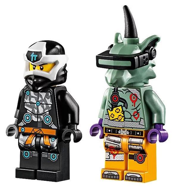 LEGO 71706 Ninjago Coles Speeder minifig