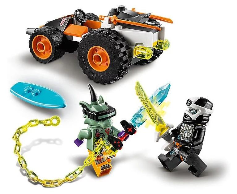 LEGO 71706 Ninjago Coles Speeder price