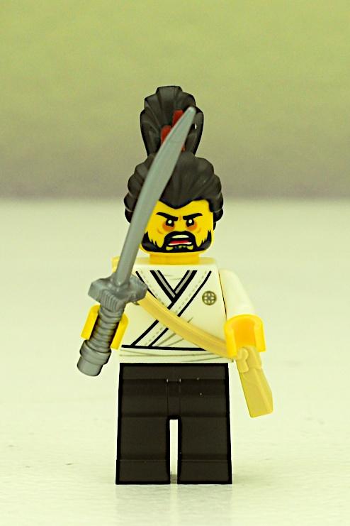 1 LEGO Minifigure Okino