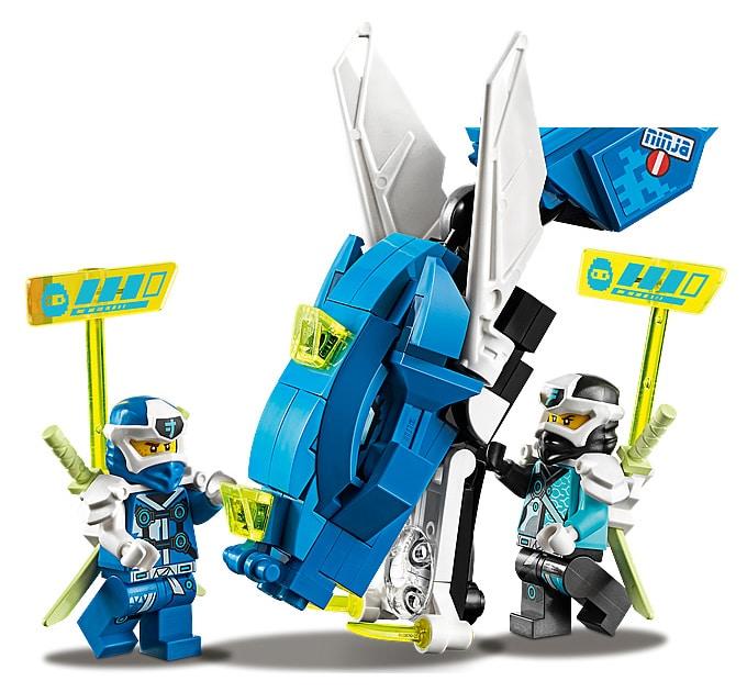LEGO 71711 Ninjago Jay's Cyber Dragon images