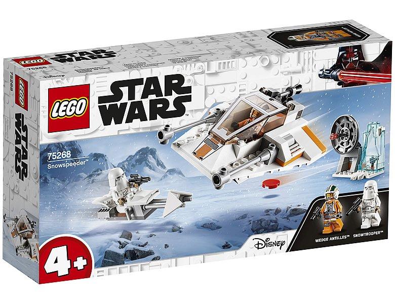 LEGO 75268 Star Wars Snowspeeder Box Front