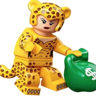 LEGO DC Cheeta Minifigure
