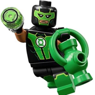 LEGO DC Simon Baz Minifigure