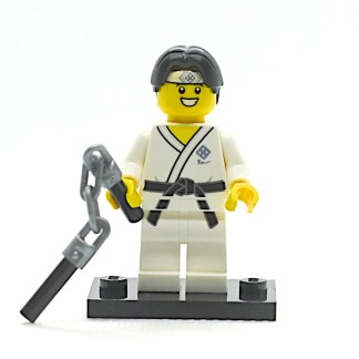 LEGO 71027 CMF 20 Karate Guy 1